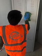 Elan Glas- & Gebäudereinigung Baureinigung Bensheim Heppenheim Lorsch