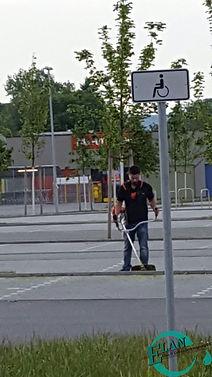Elan Glas- Gebäudereinigung Grünpflege Bensheim Heppenheim Lorsch
