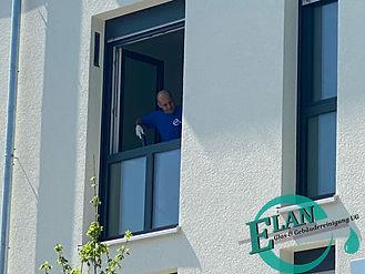 Elan Glasreinigung Glasreiniger Bensheim