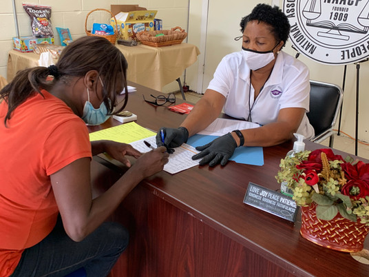 LPSF's Community Engagement Helping Clarendon County During COVID 19 Pandemic