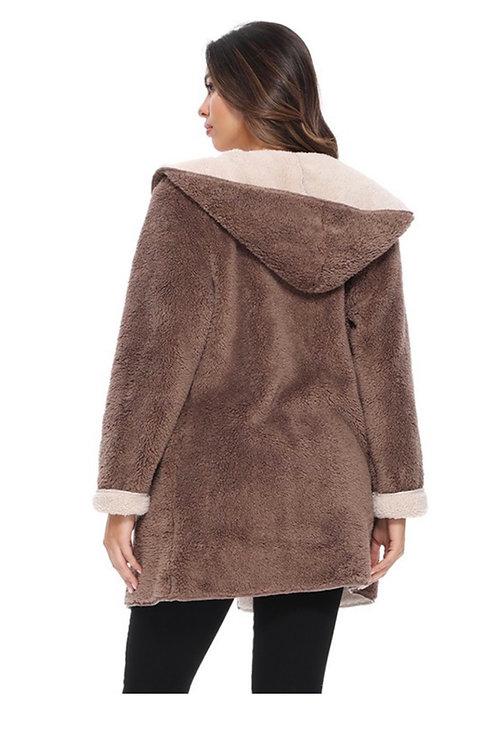 Harmony Fur Hoody