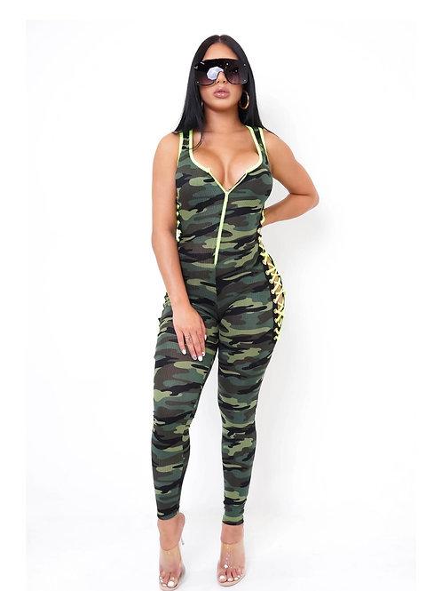 Army Swag Jumper