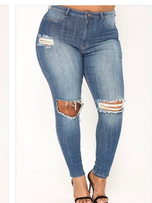 Vixen Plus Jeans