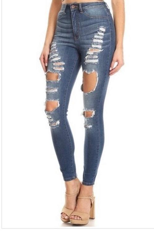 Cut it out Jeans