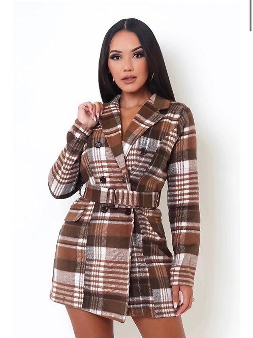 Coffe Brown Coat