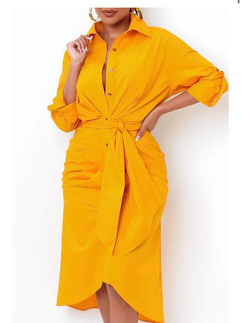 Main Squeeze Dress