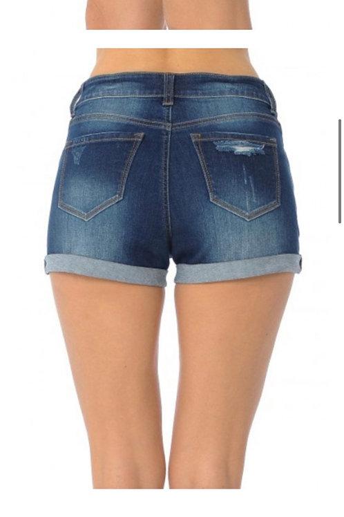 Destruction Shorts