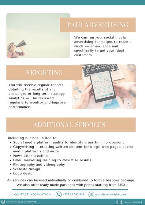 Monovisio Marketing Services Page 2