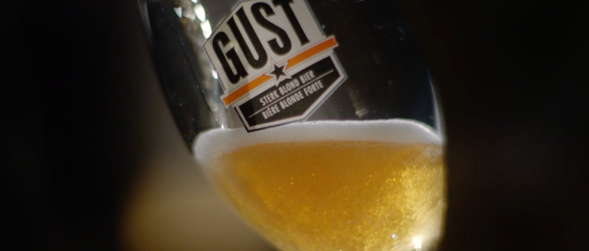 Gust - Strong Blond Beer