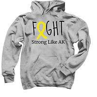 Strong Like AK Hoodie.jfif