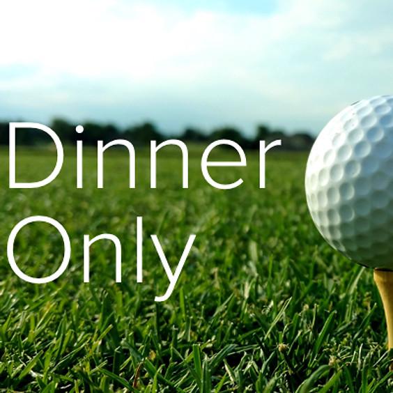 Strong Like AK Golf Tournament Awards Dinner Ticket