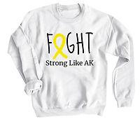 Strong Like AK Crew Neck.jfif
