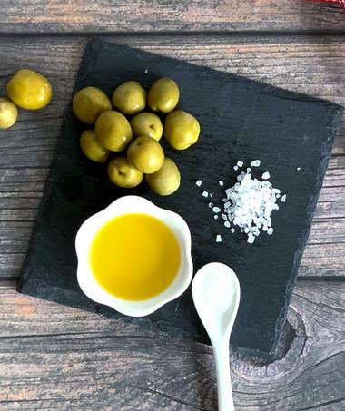 Olivenöl extra vergine aus Italien