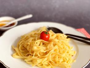 Pasta aglio e olio alla Nonna