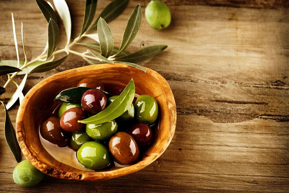 Superfood Olivenöl