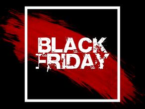 BLACK FRIDAY DEALS - It's shop o'clock!