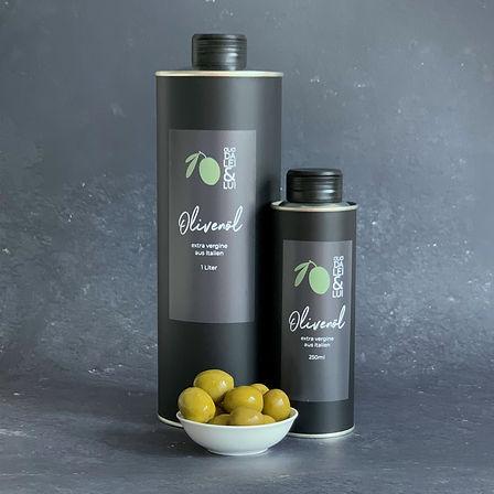 Olivenöl extra vergine aus Italien - importiert und vertrieben in der Schweiz von Olio da Lei & Lui