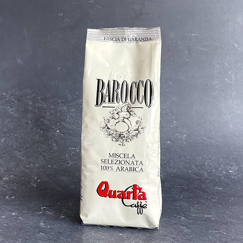 Quarta Caffè Barocco - gemahlen 250g