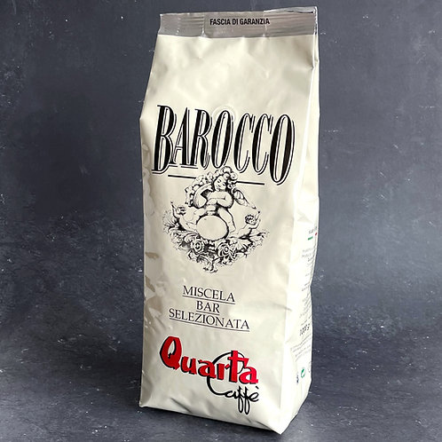 Quarta Caffè Barocco - Bohnen 1kg