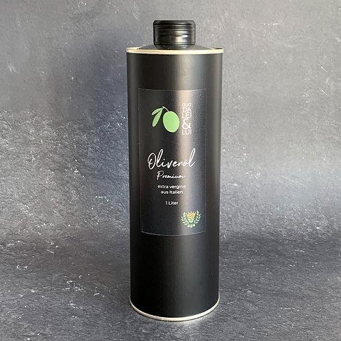 Olivenöl Premium extra vergine 1 Liter