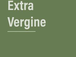 Was bedeutet «extra vergine»?