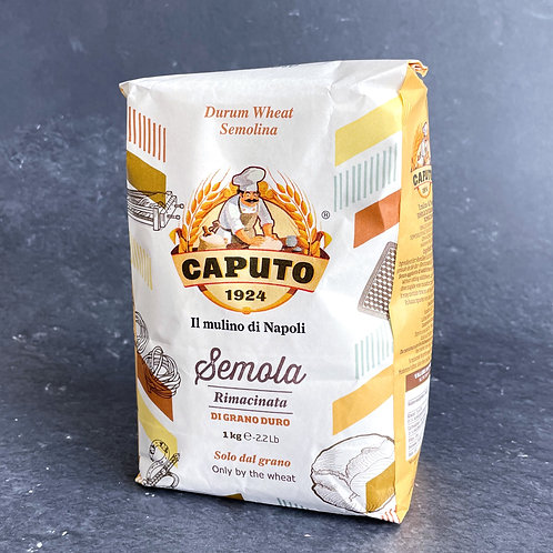 Caputo Semola (Hartweizengriess) - 1kg