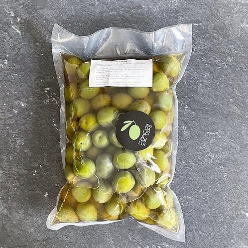 Olive verdi Nocellara di Sicilia 900g