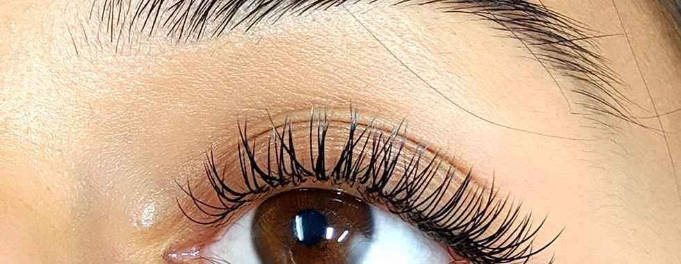 Natural Classic Eyelash Extensions