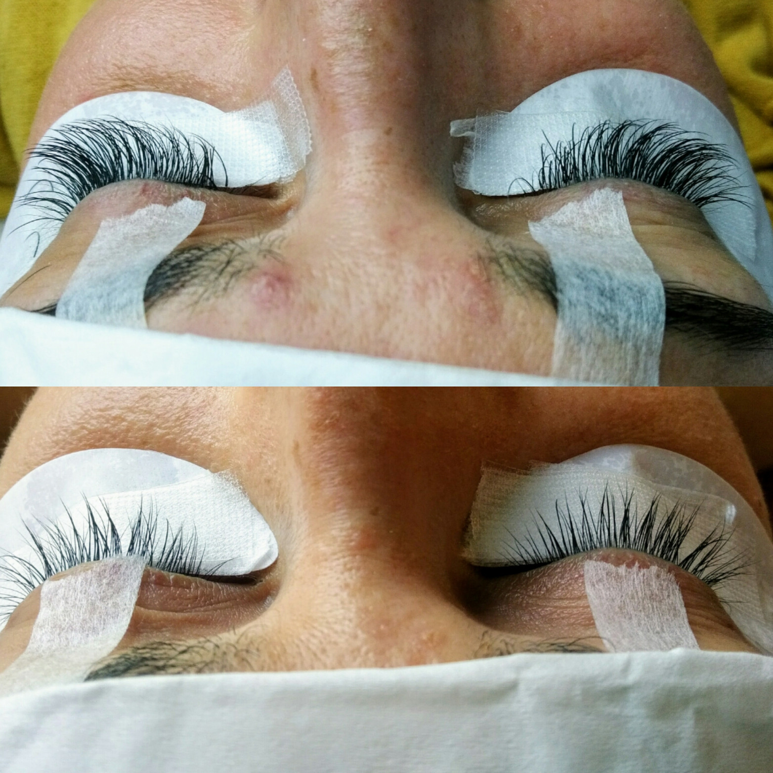 Lash Extensions Etobicoke Victoria Barrett Makeup Hair Lashes