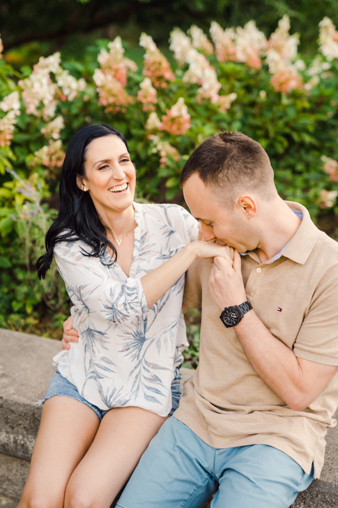 Victoria's Engagement