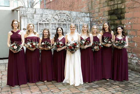 Markie's Wedding