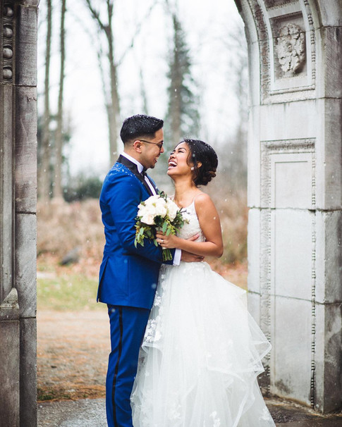 Miranda's Wedding