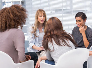 THE AWESOME POWER OF GROUP THERAPY
