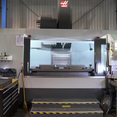 State-of-the-art, precision  CNC Machining.  Progressive Machining Inc, Waterloo, Ontario