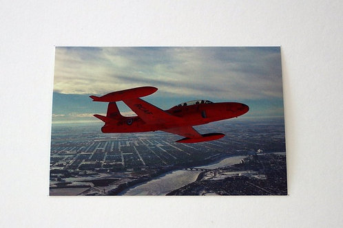 T33 CL-30 Silver Star (25 postcards)
