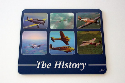 The History (Mouse Pad)