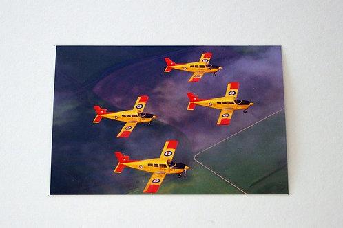 Beech 23 Musketeer (25 postcards)