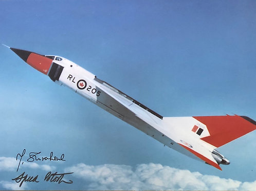 Avro Arrow in Climb RL-205