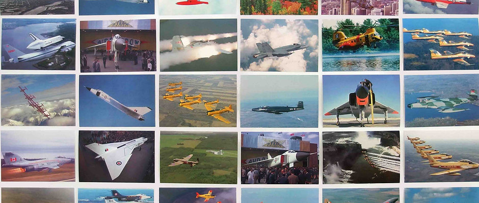 Aviation Postcard Collection