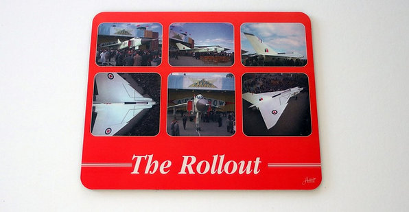 The Rollout (Mouse Pad)