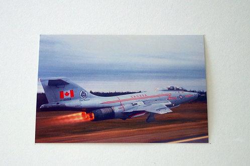 CF-101 Voodoo (25 postcards)