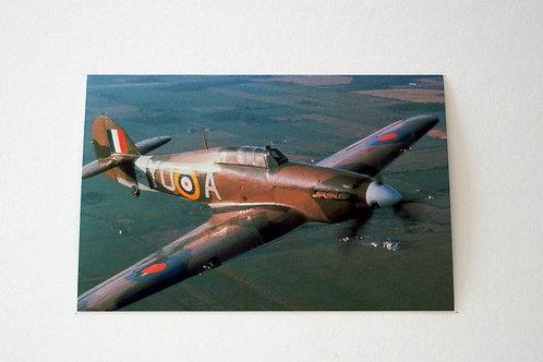 Hurricane Mk.X11 (25 postcards)