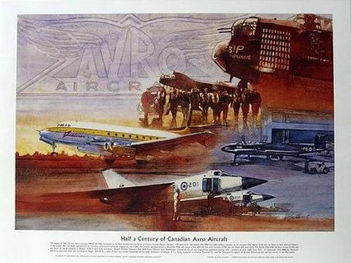 Avro Historic Aircrafts
