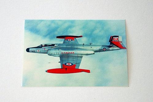 Avro CF-100 Mk.5D ECM (25 postcards)