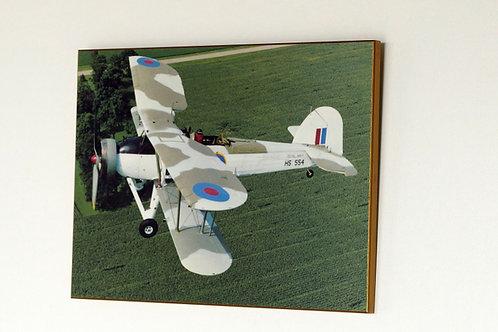 Fairey Swordfish HS-554 (Plaque)