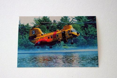 Boeing Vertol CH-113 Labrador (25 postcards)