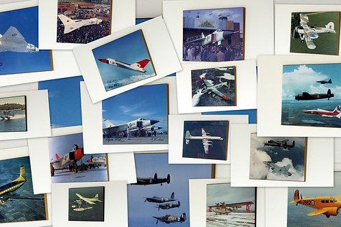 Historic Plaque Collection (16 Plaques)