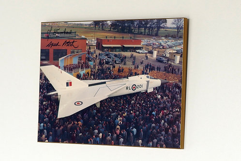 Avro Arrow Official Roll Out (Plaque)
