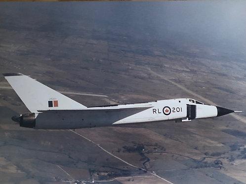 Avro Arrow RL-201 Test Flight