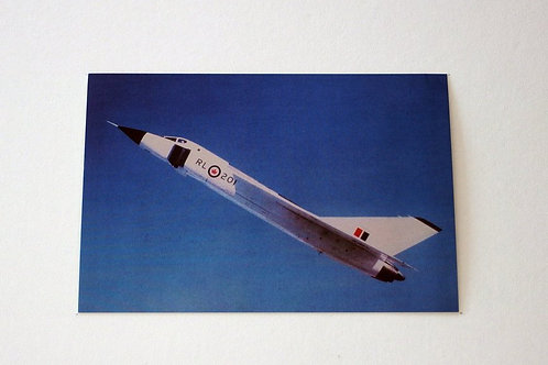 Avro Arrow RollOut Climb (25 postcards)